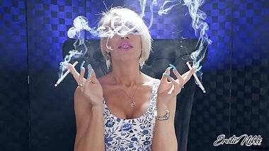 Double Your Smoking Addiction - Nikki Ashton