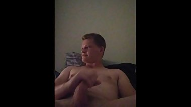 Solo Virgin Teen Male Masturbation - Aching for Release