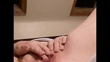 Mature Masturbates and Orgasms