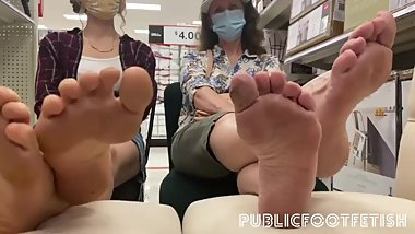 Mother and daughter soles