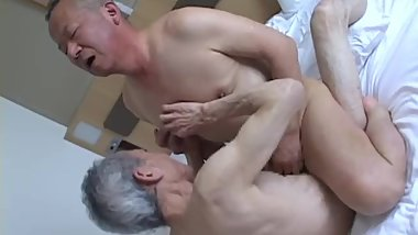 japanese daddy with big dick
