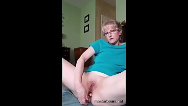 always anal plugged when masturbating