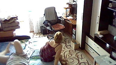 mature Russians wake up hidden cam 1 (NS LQ)