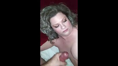 Catalina loves cock
